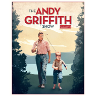 The Andy Griffith Show - Sesong 1 (BLU-RAY)