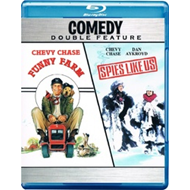 Funny Farm / Spies Like Us (BLU-RAY)