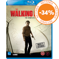 Produktbilde for The Walking Dead - Sesong 4 (BLU-RAY)