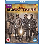 The Musketeers (UK-import) (BLU-RAY)