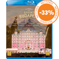 Produktbilde for The Grand Budapest Hotel (BLU-RAY)