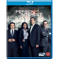 Person Of Interest - Sesong 2 (BLU-RAY)