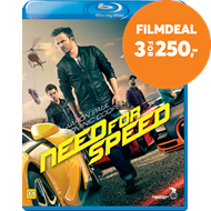 Produktbilde for Need For Speed (DK-import) (BLU-RAY)