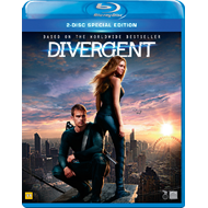 The Divergent Series: Divergent - Special Edition (BLU-RAY)