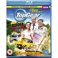 Top Gear - The Burma Special (UK-import) (BLU-RAY)