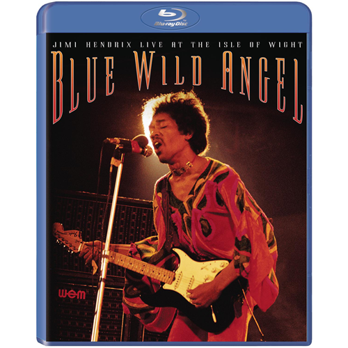 Jimi Hendrix - Blue Wild Angel: Live At The Isle Of Wight (BLU-RAY)