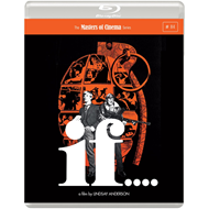 If ... (UK-import) (BLU-RAY)