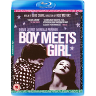 Boy Meets Girl (UK-import) (BLU-RAY)
