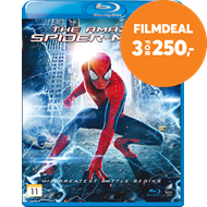Produktbilde for The Amazing Spider-Man 2 (BLU-RAY)