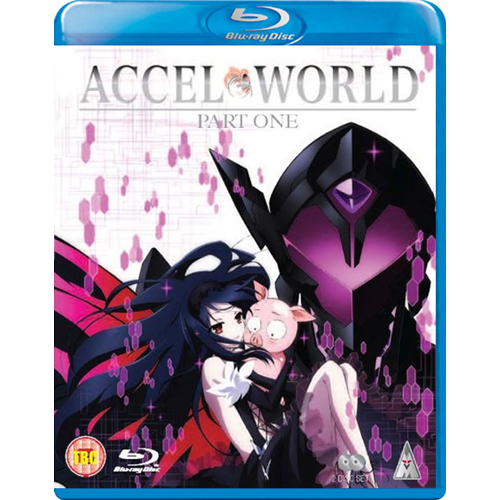 Accel World - Part One (UK-import) (BLU-RAY)