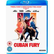 Cuban Fury (UK-import) (BLU-RAY)