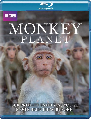 Monkey Planet (UK-import) (BLU-RAY)