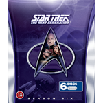Star Trek - The Next Generation - Sesong 6 (BLU-RAY)
