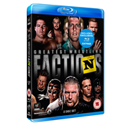 WWE Presents: Wrestling's Greatest Factions (UK-import) (BLU-RAY)