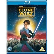Star Wars - The Clone Wars (UK-import) (BLU-RAY)