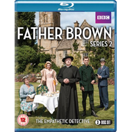 Father Brown - Sesong 2 (UK-import) (BLU-RAY)