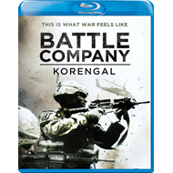Battle Company: Korengal (UK-import) (BLU-RAY)