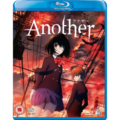 Another - Complete Collection (UK-import) (BLU-RAY)