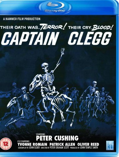 Captain Clegg (UK-import) (BLU-RAY)