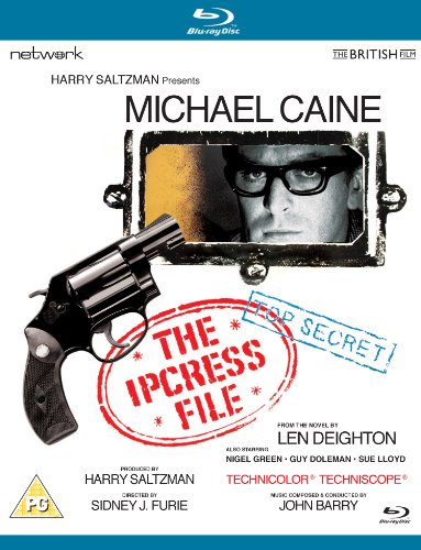 The Ipcress File (UK-import) (BLU-RAY)