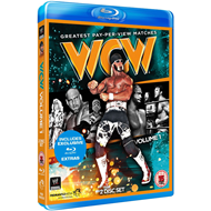 WCW: Greatest PPV Matches (UK-import) (BLU-RAY)