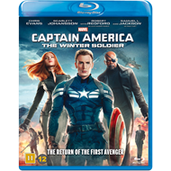 Captain America 2 - The Winter Soldier (BLU-RAY)