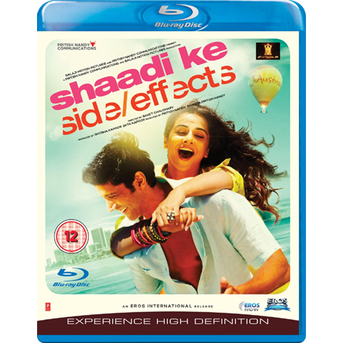 Shaadi Ke Side Effects (UK-import) (BLU-RAY)