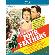 The Four Feathers (UK-import) (BLU-RAY)