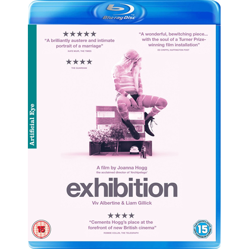 Exhibition (UK-import) (BLU-RAY)