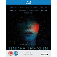 Under The Skin (UK-import) (BLU-RAY)