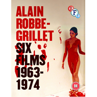 Alain Robbe-Grillet: Six Film 1964-1974 (UK-import) (BLU-RAY)