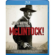 McLintock! - Authentic Collector's Edition (BLU-RAY)