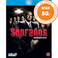 Produktbilde for The Sopranos - Den Komplette Serien (BLU-RAY)