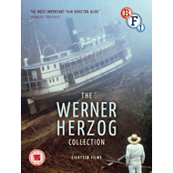 The Werner Herzog Collection (UK-import) (BLU-RAY)