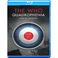 The Who - Quadrophenia Live In London (BLU-RAY)