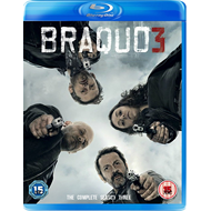 Braquo - Sesong 3 (UK-import) (BLU-RAY)