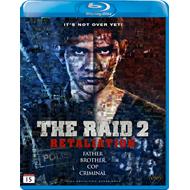 The Raid 2 - Retaliation (BLU-RAY)