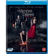 The Vampire Diaries - Sesong 5 (BLU-RAY)