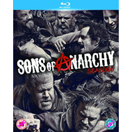 Sons Of Anarchy - Sesong 6 (UK-import) (BLU-RAY)
