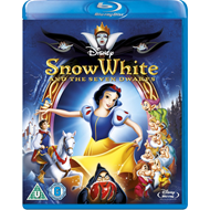 Snow White And The Seven Dwarfs (UK-import) (BLU-RAY)