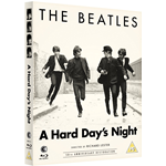 The Beatles - A Hard Day's Night - 50th Anniversary Restoration (BLU-RAY)