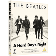 The Beatles - A Hard Day's Night - 50th Anniversary Restoration (UK-import) (BLU-RAY)