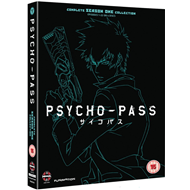 Psycho-Pass - Complete Season One Collection (UK-import) (BLU-RAY)