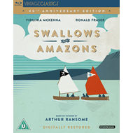 Swallows And Amazons (UK-import) (BLU-RAY)