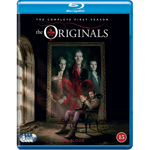 The Originals - Sesong 1 (BLU-RAY)