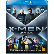 X-Men - First Class / Days Of Future Past (BLU-RAY)