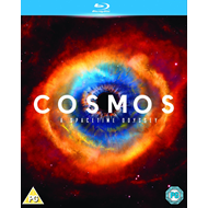 Cosmos - A Spacetime Odyssey (UK-import) (BLU-RAY)