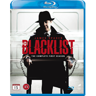 The Blacklist - Sesong 1 (BLU-RAY)