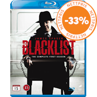 Produktbilde for The Blacklist - Sesong 1 (BLU-RAY)