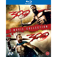 300 / 300 - Rise Of An Empire (BLU-RAY)